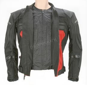 Joe Rocket Black/Red Reactor 3.0 Jacket - 1322-3104