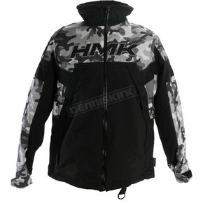 HMK Black/Camo Superior TR Jacket  - HM7JSUP2CS