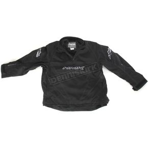 HMK Black Throttle Pullover Jacket  - HM7JTHRBM