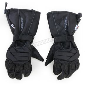 Cortech Black Cascade 2.1 Snow Gloves - 8943-1405-09