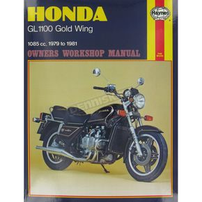 Haynes Honda GL1100 Gold Wing Repair Manual  - 669