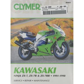 Clymer Kawasaki Repair Manual  - M469