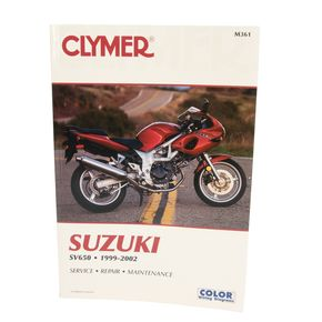 Clymer Suzuki Repair Manual - M361