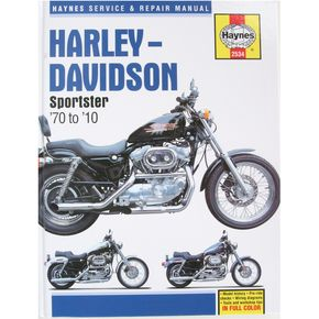 Haynes Repair Manual  - 2534