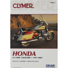 Clymer Honda Repair Manual  - M462-2