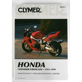 Clymer Honda Repair Manual  - M434-2