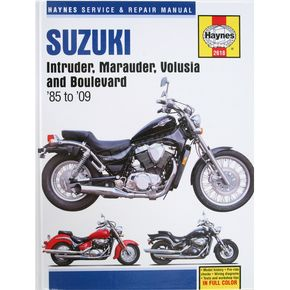 Haynes Suzuki Repair Manual - 2618