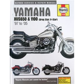 Haynes Yamaha Repair Manual - 4195