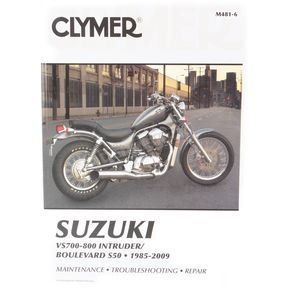 Clymer Suzuki Repair Manual - 4815