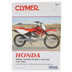 Clymer Honda Repair Manual - M222
