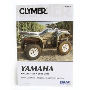 Clymer Yamaha Repair Manual - M285-2