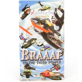 Braaap Films Braaap III: To The Third Power - ISR03023S