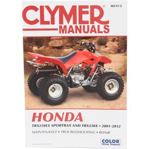 Clymer ATV Repair Manual - M215-2