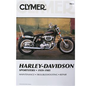 Sportster Service Manual - M419