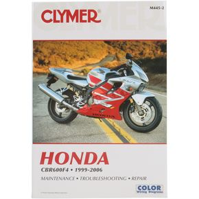 Clymer Honda Repair Manual  - M445-2