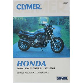 Clymer Honda Repair Manual  - M327