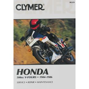 Clymer Honda Repair Manual  - M329