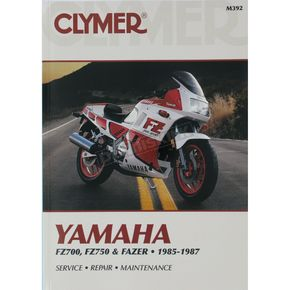 Clymer Yamaha Repair Manual  - M392
