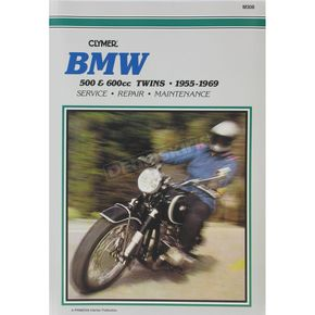 Clymer BMW Repair Manual  - M308