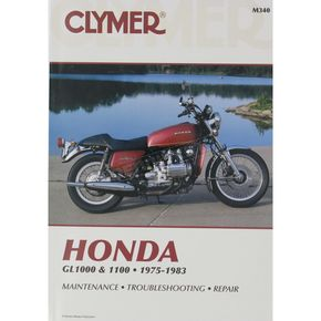 Clymer Honda Repair Manual  - M340