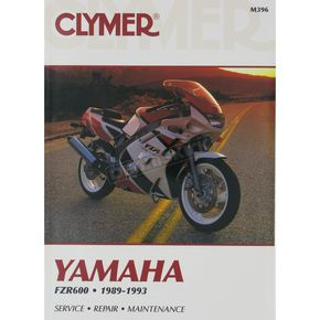 Clymer Yamaha Repair Manual  - M396
