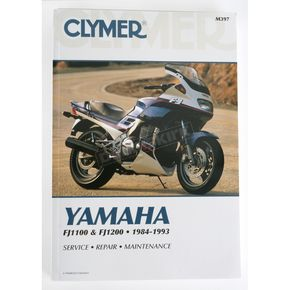 Clymer Yamaha Repair Manual  - M397