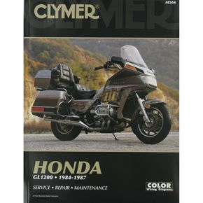 Clymer Honda Repair Manual  - M504