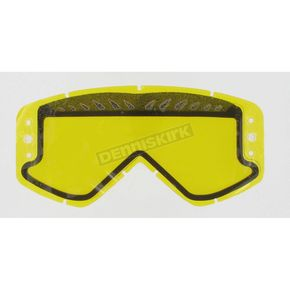 Smith Yellow Double Lens for Smith Goggles - FL23A