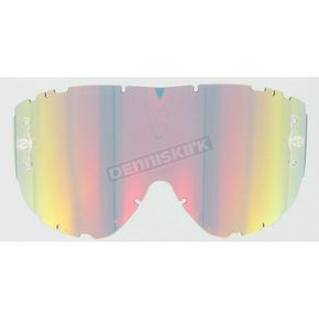 Smith Red Mirror Single Lens for Smith Goggles - PS1DM