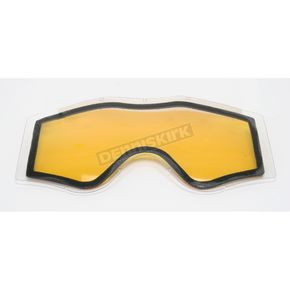 AFX Amber Replacement Lens for AFX Double-Lens Goggles - 2602-0129