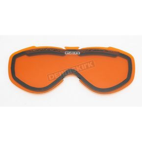 FXR Racing Amber Dual Lens for Nitro Goggles - 8441