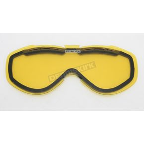 FXR Racing Yellow Dual Lens for Nitro Goggles - 8441