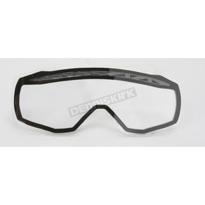 Scott Clear Anti-Fog ACS Thermal Double Lens for Hustle, Split and Tyrant Series Goggles - 219704-041