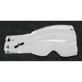 Clear Prostack Tearoffs for Hustle, Split and Tyrant Series Goggles - 219709-223