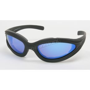 Black C-3 RV Performance Sunglasses w/Blue RV Lens - C-3BK/BLU