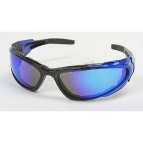 Blue C-4 RV Performance Sunglasses w/Blue RV Lens - C-4BLU/BLU