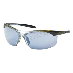 Chapel Green Safety C-112 Sunglasses w/Smoke Lens - C-112GRN/SM
