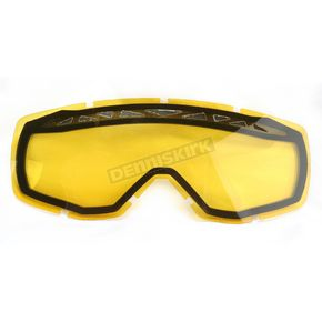 Scott Yellow ACS Thermal Double Lens for Hustle, Split and Tyrant Series Goggles - 219704-029