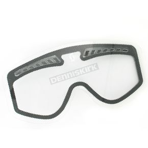 Scott Clear Anti-Fog ACS Thermal Double Lens for 80s and Recoil Series Goggles - 206681-041