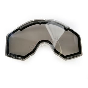 Klim Clear Silver Mirror Lens (Non-Current) - 7000-900-000-061