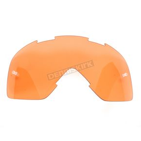 FXR Racing Amber Single Replacement Lens - 14442