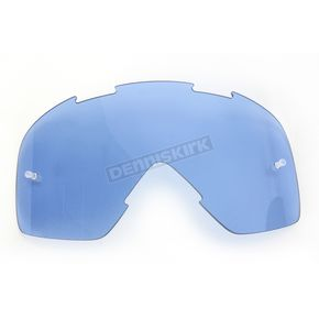 FXR Racing Blue Single Replacement Lens - 14442