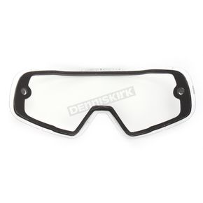Fox Clear Dual Replacement Lens for Air Space Goggles - 09953-901-OS