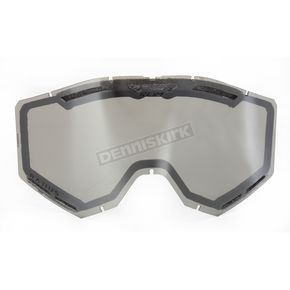 Klim Smoke Silver Mirror Radius Pro Dual Replacement Lens - 7000-902-000-661