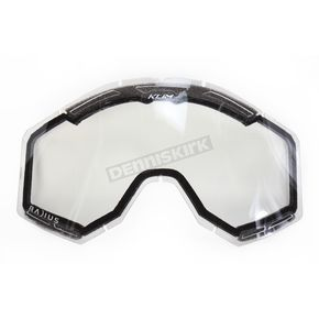 Klim Clear Radius Pro Dual Replacement Lens - 7000-902-000-000