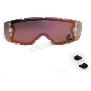 Scott Purple Chrome WORKS Thermal Lens - 219703-247