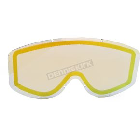 Scott Yellow Chrome Standard Thermal Lens - 206682-179
