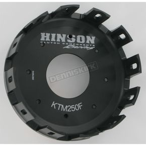 Hinson Billet Clutch Basket - H255
