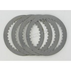 Moose Steel Clutch Plates - 1131-0409