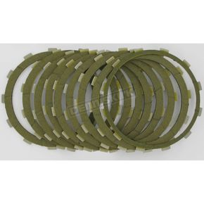Drag Specialties Kevlar Friction Clutch Plate Kit - 1131-0419